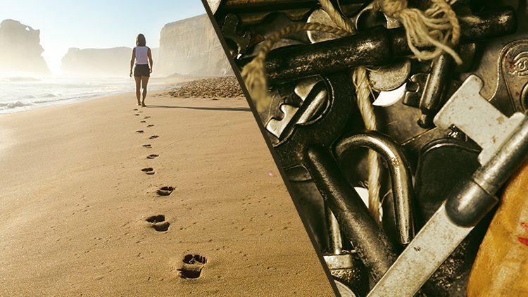 DU bist DER Schlüssel, der DIR fehlt!!